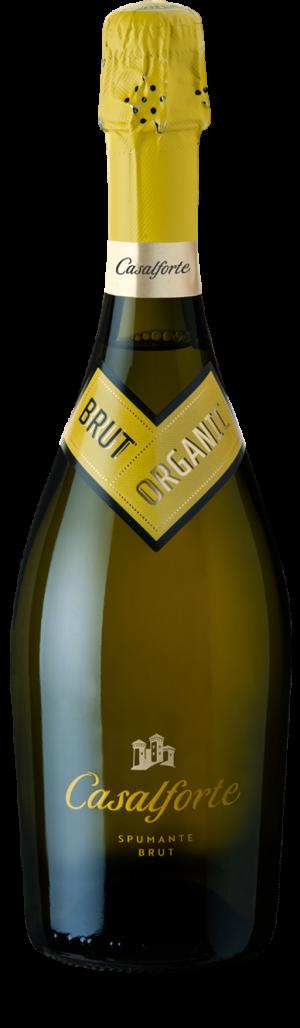 Casalforte Spumante Brut Organic