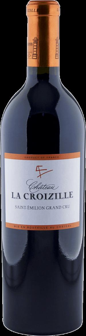 De Mour Chateau La Croizille Saint Emilion Grand Cru