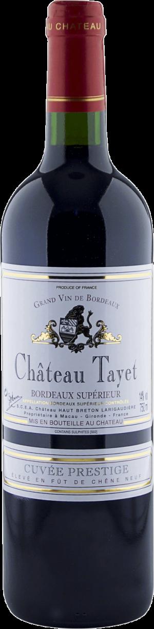 De Mour Chateau Tayet Bordeaux Superieur