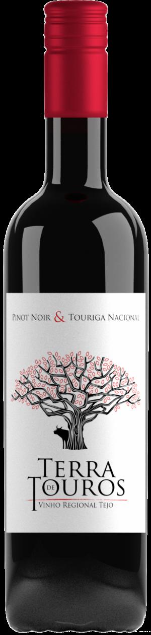 Quinta do Casal Monteiro Terra de Touros Touriga Nacional Pinot Noir