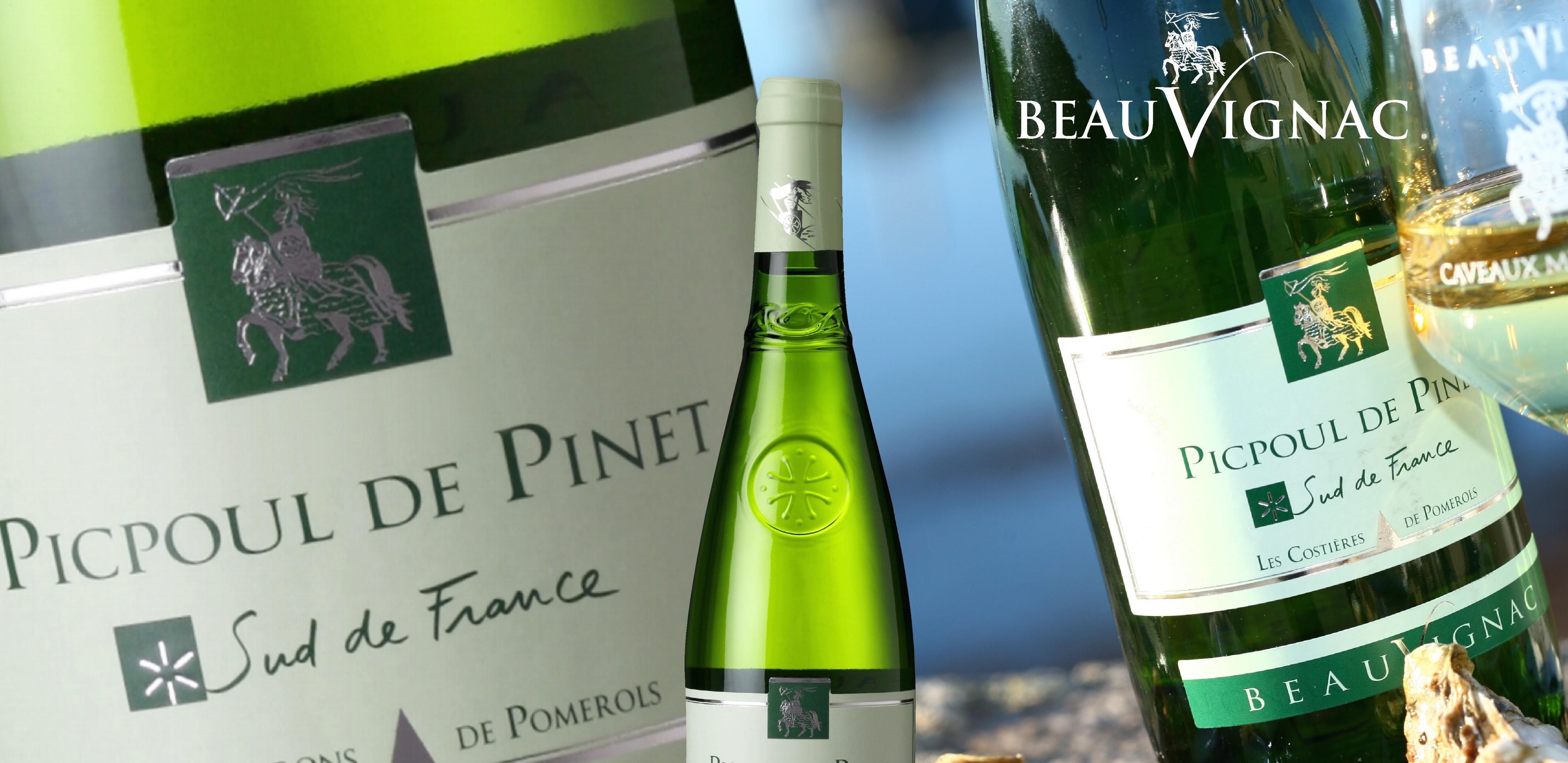 Beauvignac Picpoul de Pinet