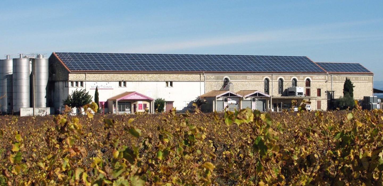 Les Vignobles Foncalieu winery
