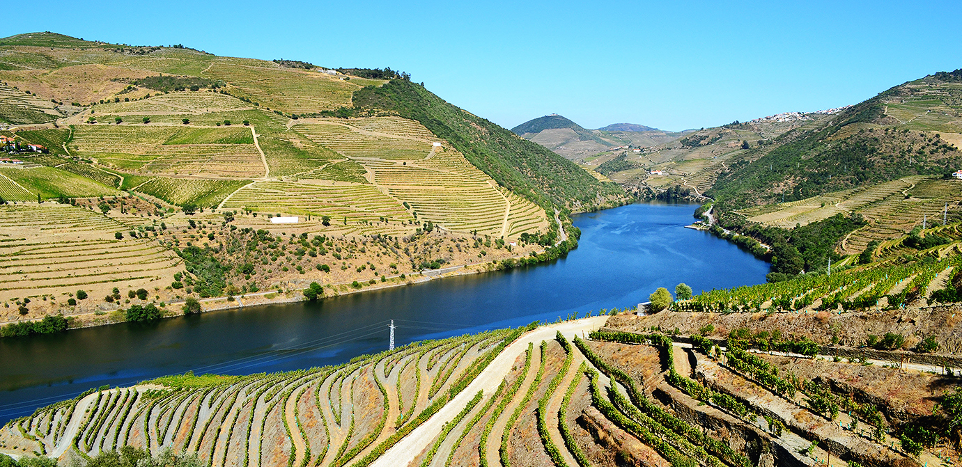 Quinta do Popa view Douro