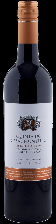 Quinta do Casal Monteiro Tinto 2015 rode wijn