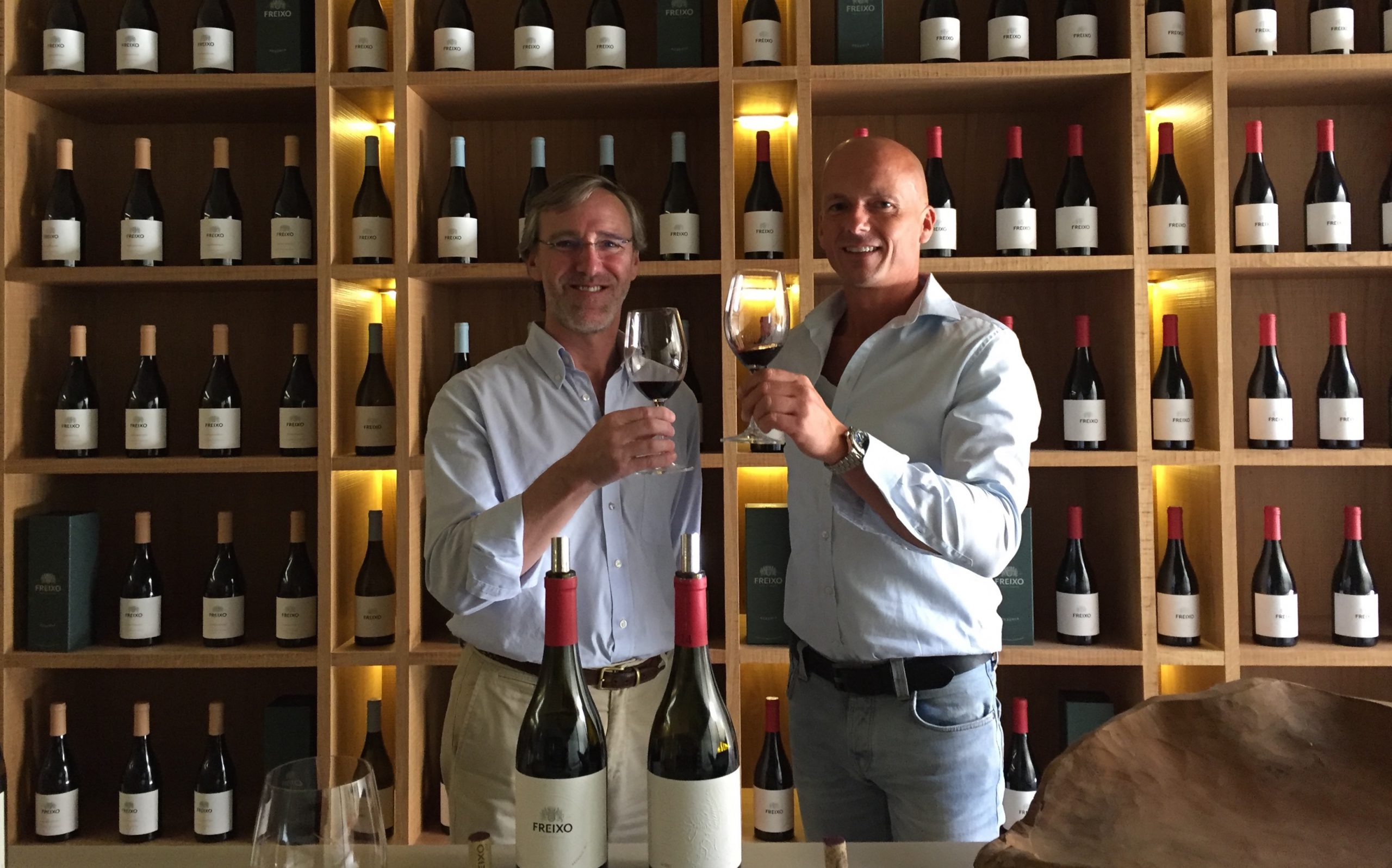 Herdade do Freixo Pedro de Vasconcellos e Souza & Joost van Ravenzwaaij Wine Import