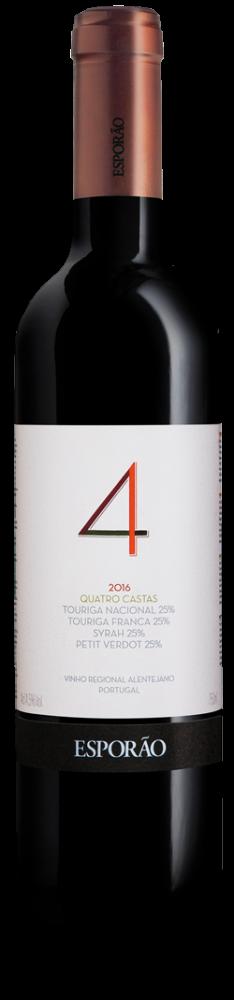 Esporao 4 Castas Tinto 2016 rode wijn