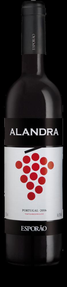 Esporao Alandra Tinto 2016 rode wijn