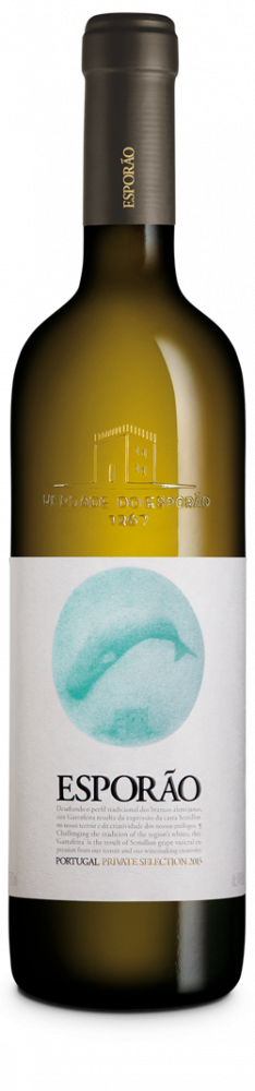 Esporao Private Collection Branco 2015 witte wijn