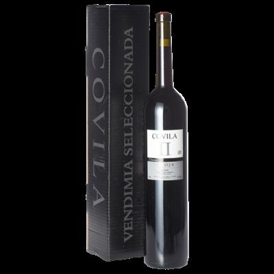 Covila II Rioja Crianza magnum in geschenkverpakking