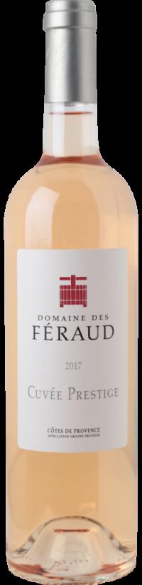 Féraud Cuvée Prestige Rosé 2017
