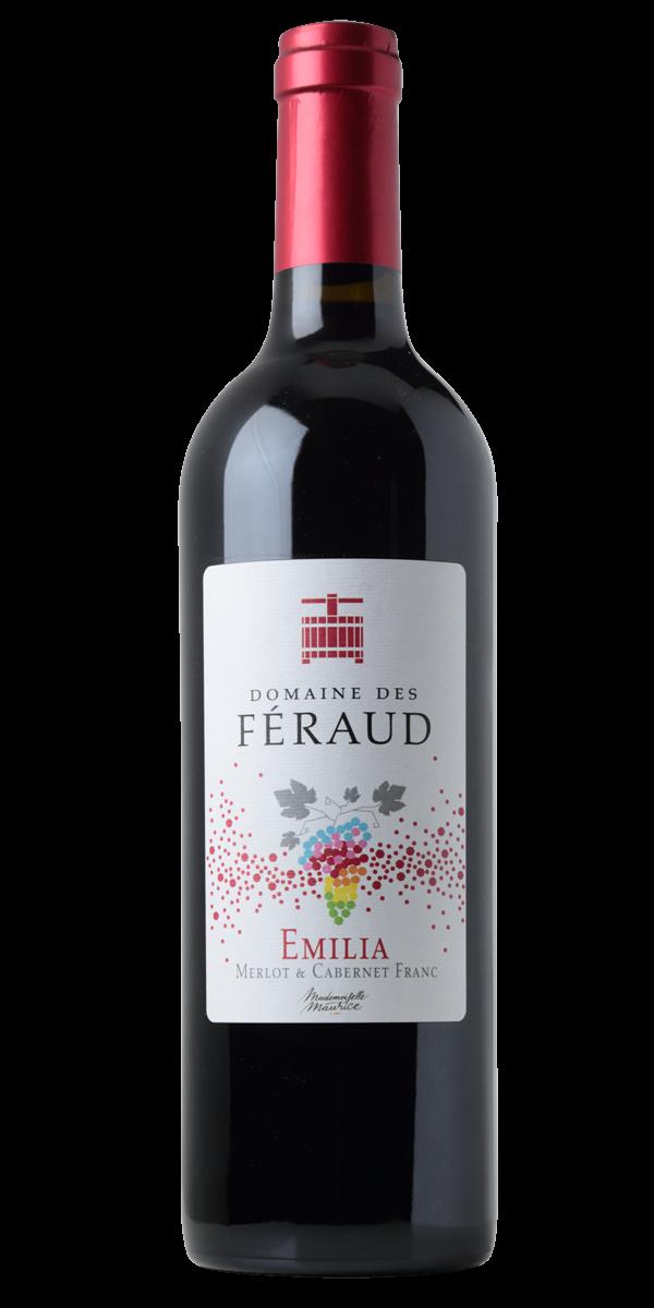 Domaine des Feraud Emilia Merlot