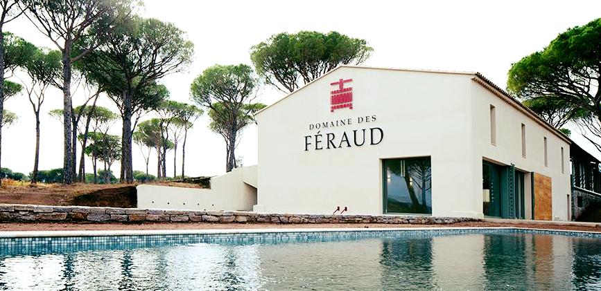 Domaine des Feraud Pool