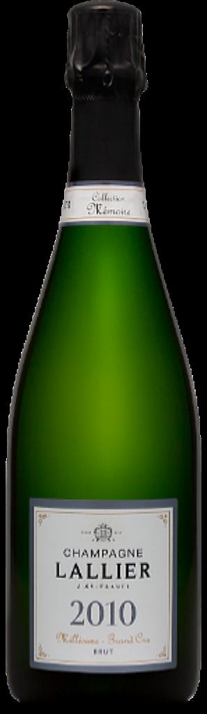Champagne Lallier Millesime 2010 Grand Cru