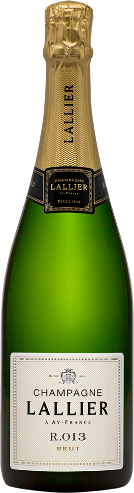 Champagne Lallier R.013 Brut