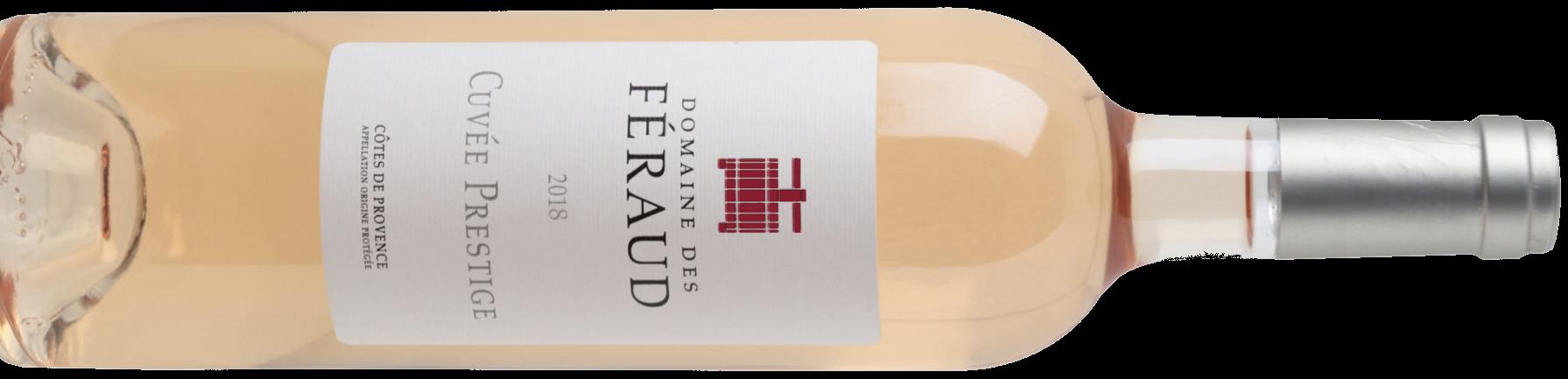 Feraud Cuvee Prestige Rose 2018 home