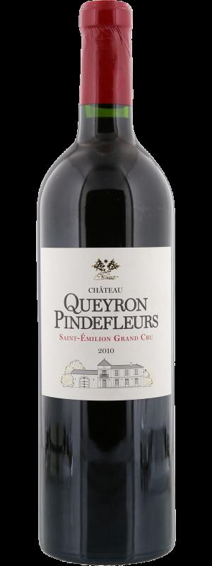 Château Queyron Pindefleurs Grand Cru 2010