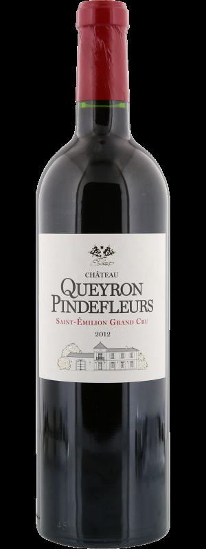 Château Queyron Pindefleurs Grand Cru 2012