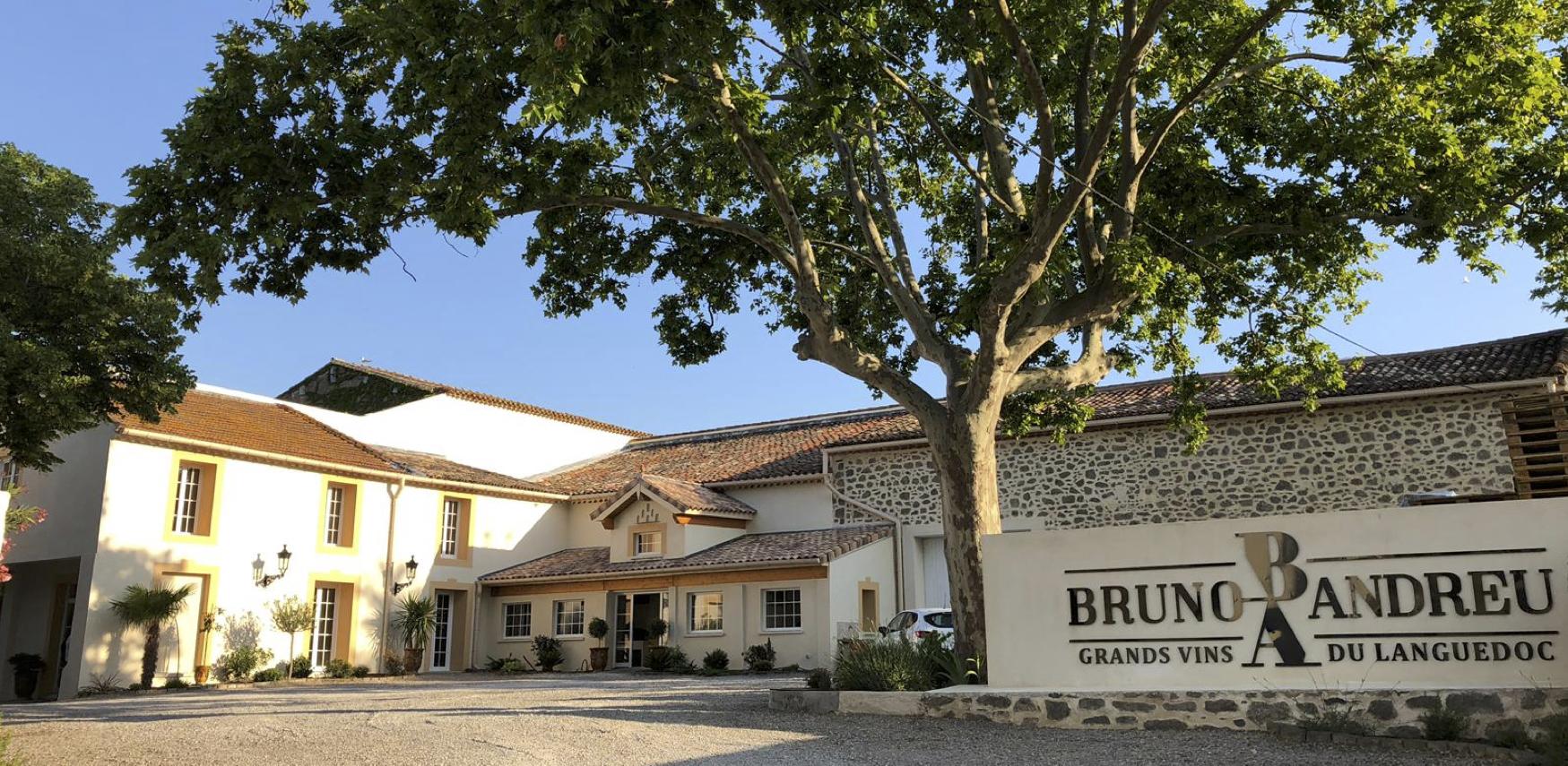 Bruno Andreu Grand Vins du Languedoc