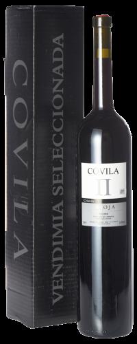 elatiegeschenk Covila II Rioja Crianza Magnum
