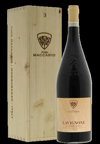 Relatiegeschenk Pico Maccario Lavignone Magnum