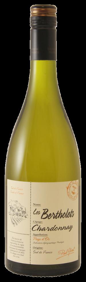 Les Bertholets Reserve Chardonnay