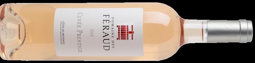 Feraud Cuvee Prestige Rose 2019 home
